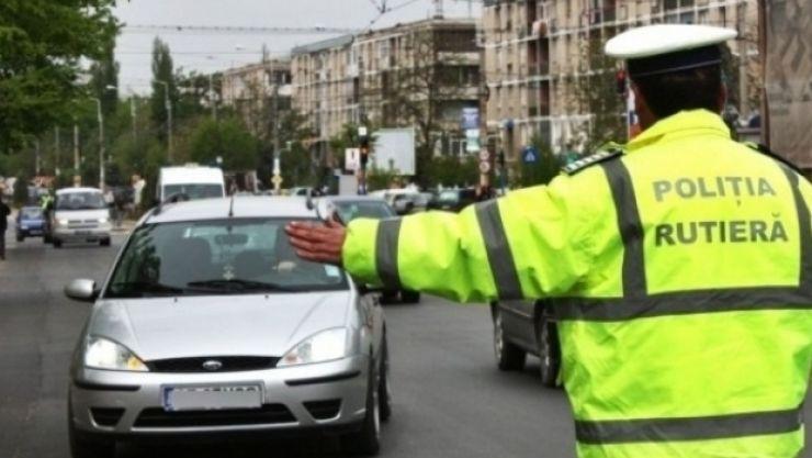 """""""Oprire Interzisă"""" între străzile Iuliu Maniu și Voltaire"""
