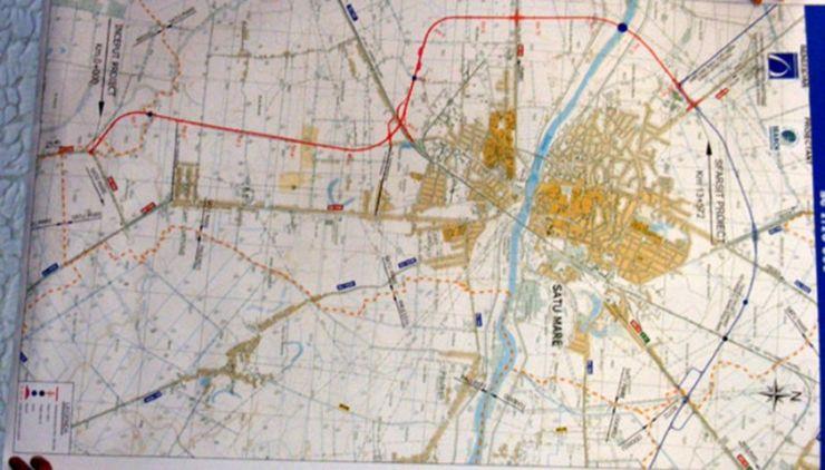 Promisiuni de la ministrul Transportului privind centura municipiului Satu Mare și varianta de ocolire a municipiului Carei