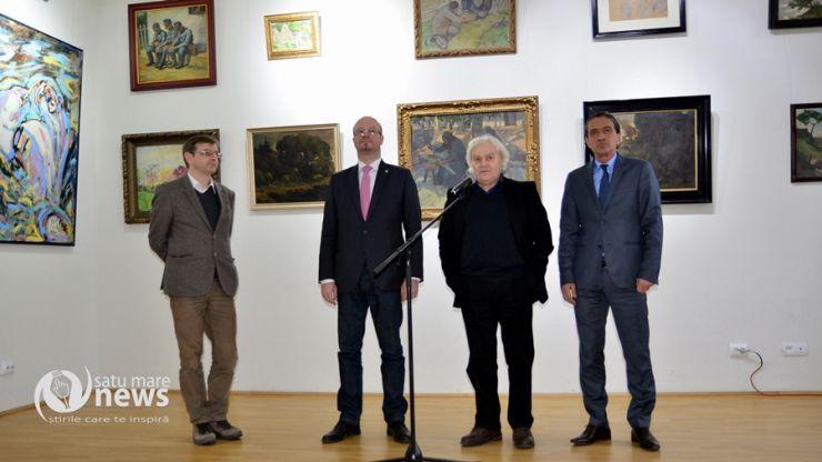 Expoziție aniversară: 100 de ani de artă și meșteșuguri la Satu Mare