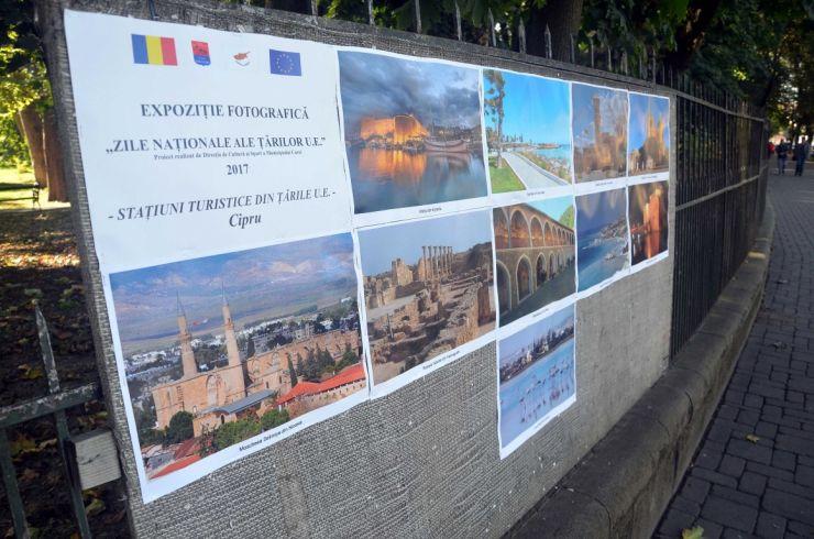 Ziua națională a Ciprului, marcată la Carei
