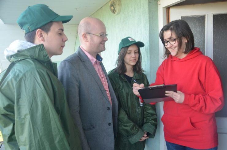 UDMR adună semnături pentru alegerile locale