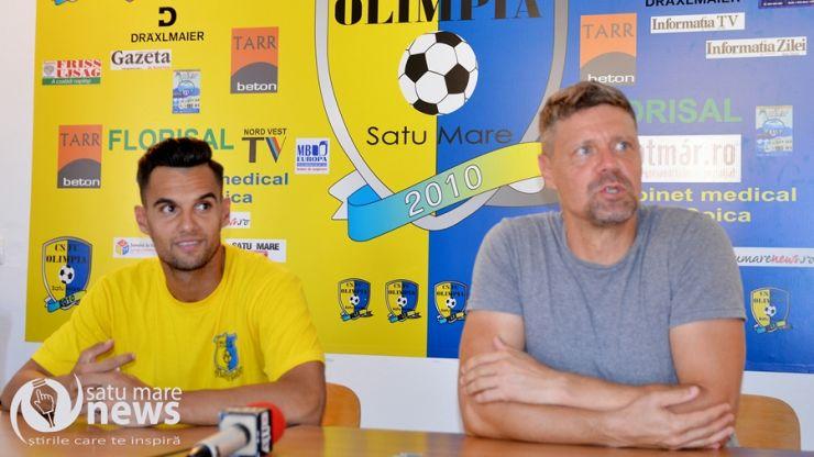 FC Olimpia Satu Mare - Academica Clinceni, sâmbătă, ora 11:00