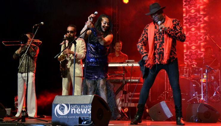 Zilele Orașului Satu Mare s-au încheiat cu concerte de excepție