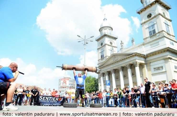 STRONG MAN. Ediția a X-a, câștigată de campionul Ucrainei, Aleksandr Laskin (Foto&Video)