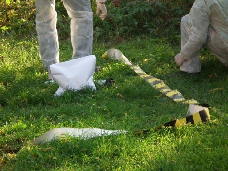 Un bărbat, de 54 de ani, găsit mort pe malul Someșului, în zona Micro 16