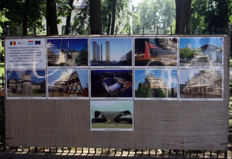 Ziua Luxemburgului, marcată la Carei