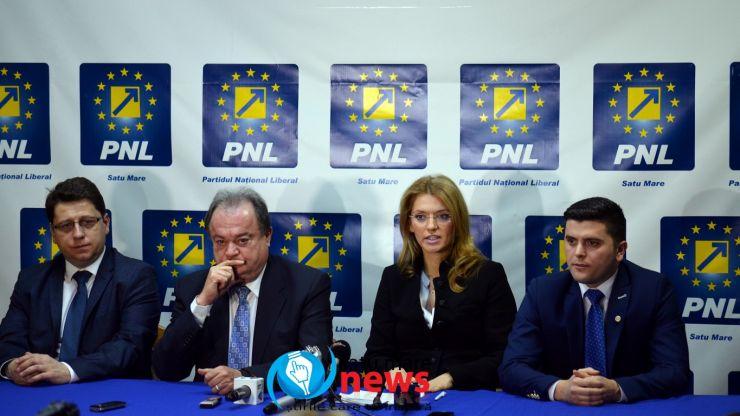 """Vasile Blaga: """"Satu Mare este cel mai rămas în urmă oraș din partea de nord-vest a României"""""""