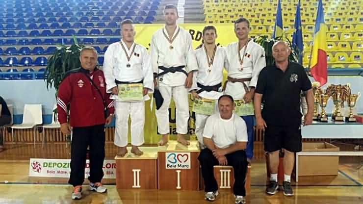 Judo. Cupa Nordului: Rezultate excelente pentru judoka de la CSM Satu Mare