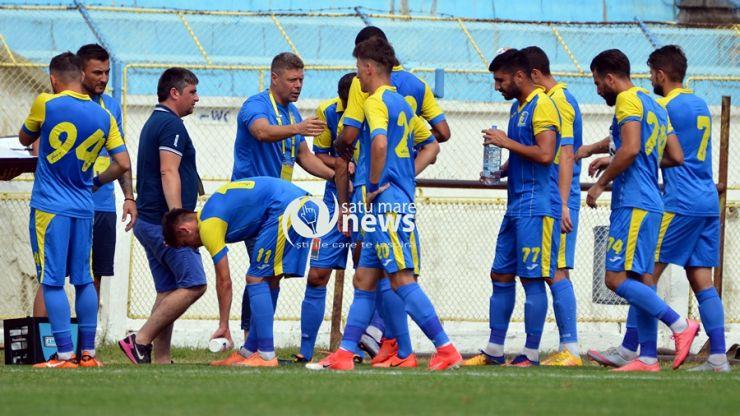 Liga 2 | Prima înfrângere pentru Olimpia în acest sezon