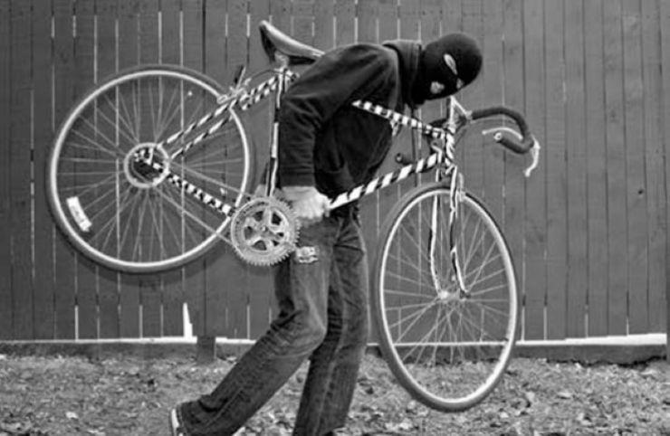 Se fură biciclete!