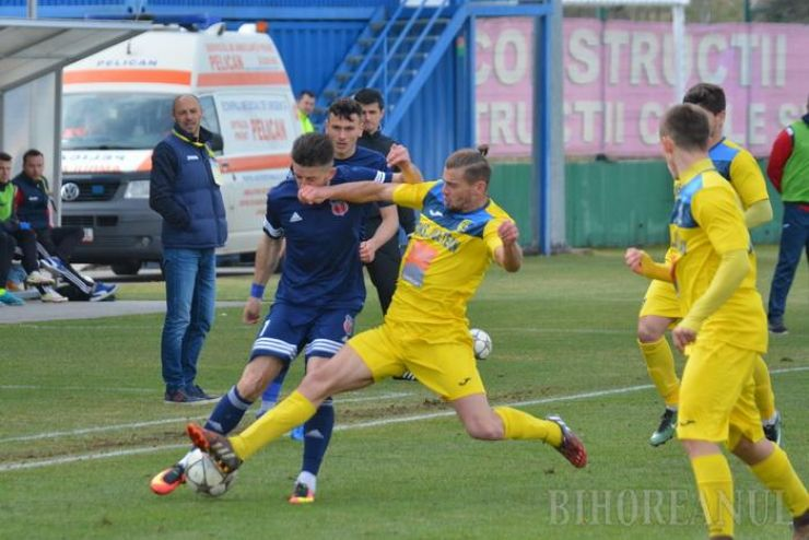 Liga 2 | Luceafărul Oradea 2 - 2 FC Olimpia 2010 Satu Mare