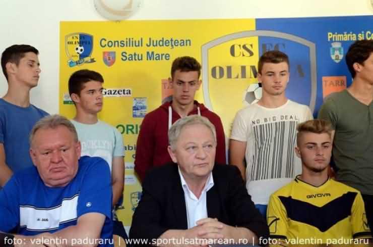 Catrinel Raţ, noul manager sportiv al Clubului Olimpia