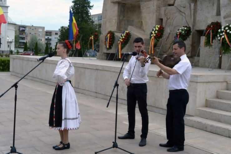 Ziua Independenței de Stat a României sărbătorită la Satu Mare și Carei