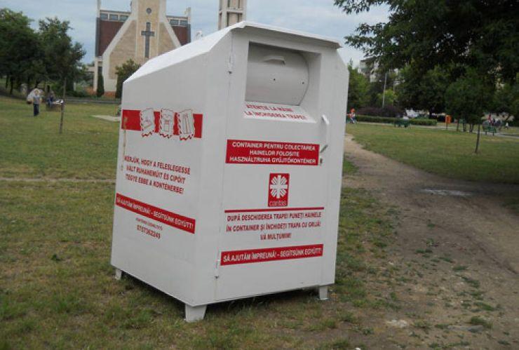 Caritas Satu Mare | O nouă acțiune de colectare a hainelor
