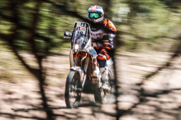 Dakar 2017 | Emanuel Gyenes #29 a terminat ziua 4 pe locul 26