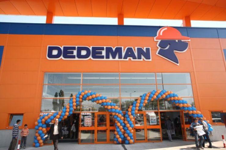 Dedeman deschide magazin la Satu Mare
