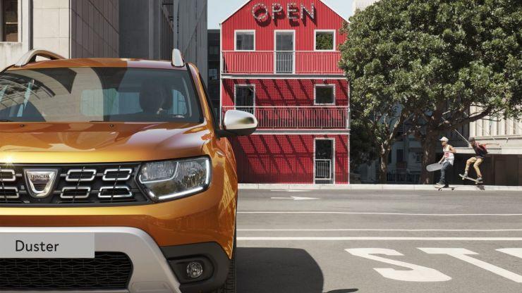 Foto | Dacia a lansat oficial noul SUV Duster. Tehnologii în premieră la interior