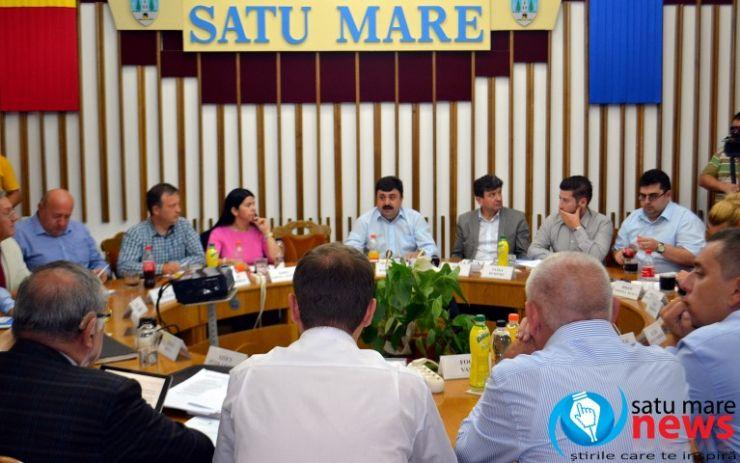 Valeriu Neagu nu mai este dorit la conducerea CSM Satu Mare de consilierii locali PNL și UDMR