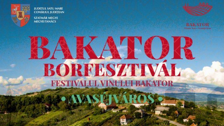Festivalul Vinului Bakator va promova vinurile și zona viticolă Orașu Nou