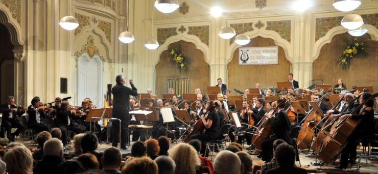 """Concert de deschidere a stagiunii 2017 – 2018, la Filarmonica """"Dinu Lipatti"""""""