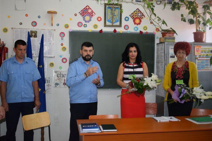 Festivitate de închidere a anului şcolar în Penitenciarul Satu Mare