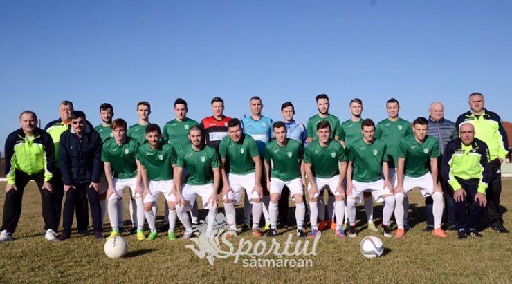 Liga 3 | FC Zalău - Recolta Dorolţ, vineri, ora 15:00