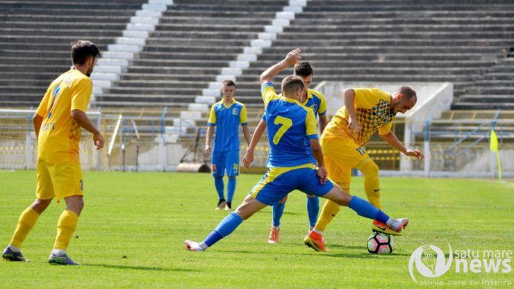 Liga 2 | Prima înfrângere pe teren propriu din acest sezon suferită de Olimpia