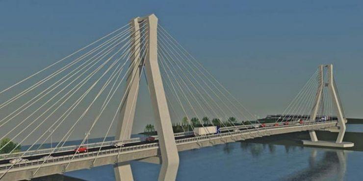 Kereskenyi a semnat azi contractul de finanțare pentru cel de-al treilea pod