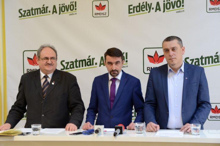 """Magyar Lorand: """"Avem semnat un contract de execuție pentru centura de ocolire a municipiului Satu Mare"""""""