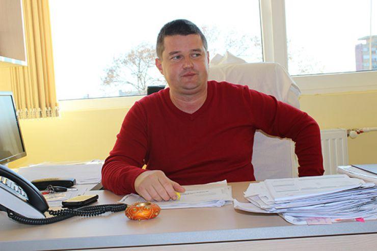 Adrian Marc, noul manager al Spitalului Județean de Urgență Satu Mare
