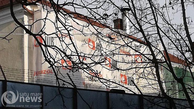 Lucrări ample de modernizare în Penitenciarul Satu Mare