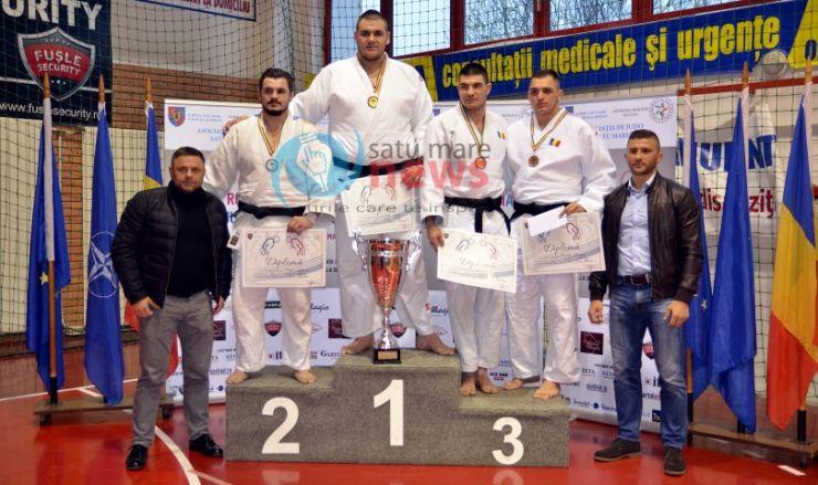Judo. Denis Mititelu, Renata Bucătari și Daniel Natea, câștigătorii Open-ului României 2015