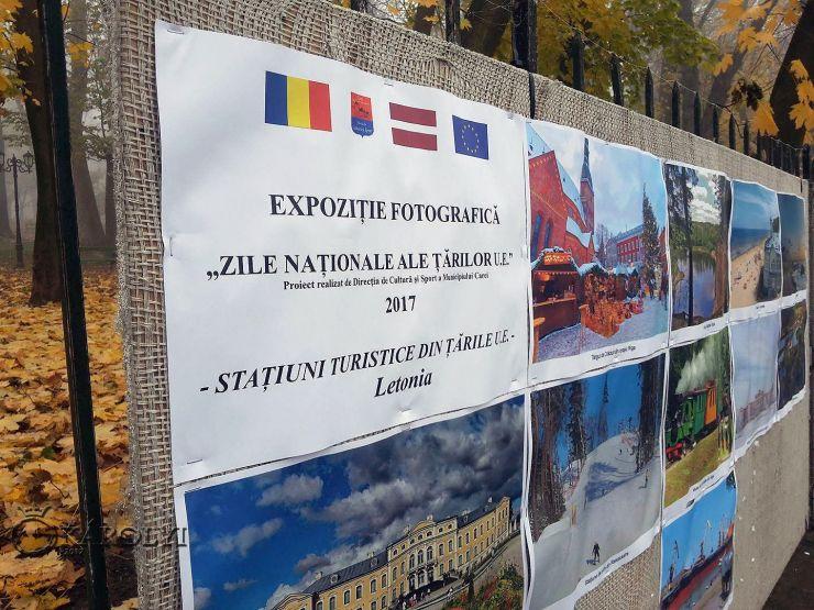 Ziua Națională a Letoniei, marcată la Carei
