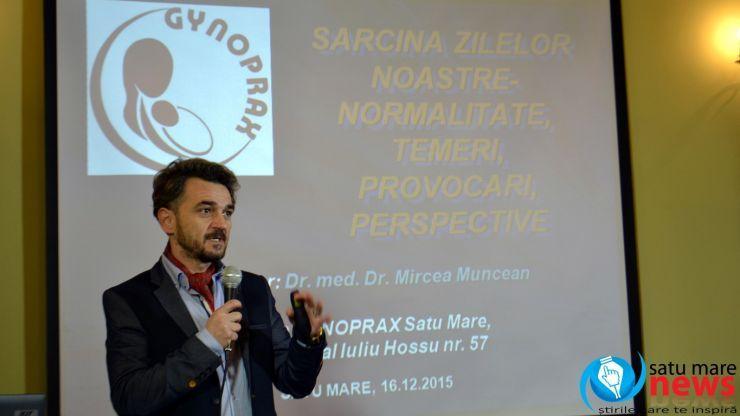 Simpozion privind importanța recoltării celulelor Stem, susținut de dr. Mircea Muncean