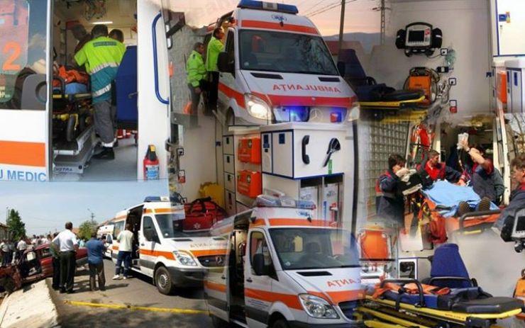 Acţiune gratuită de testare a sănătăţii, de Ziua Națională a Ambulanței