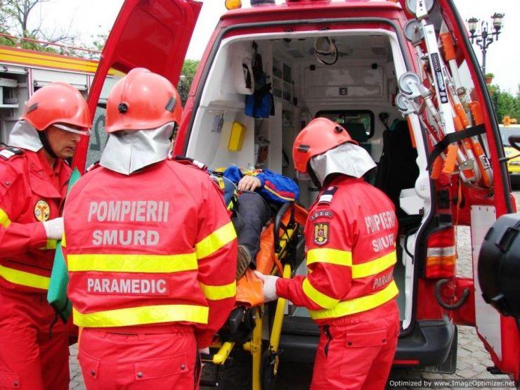 Accident cu două victime între Satu Mare și Carei