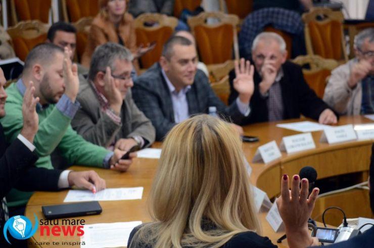 Ședința extraordinară a Consiliului local de azi: veni, vidi, vici