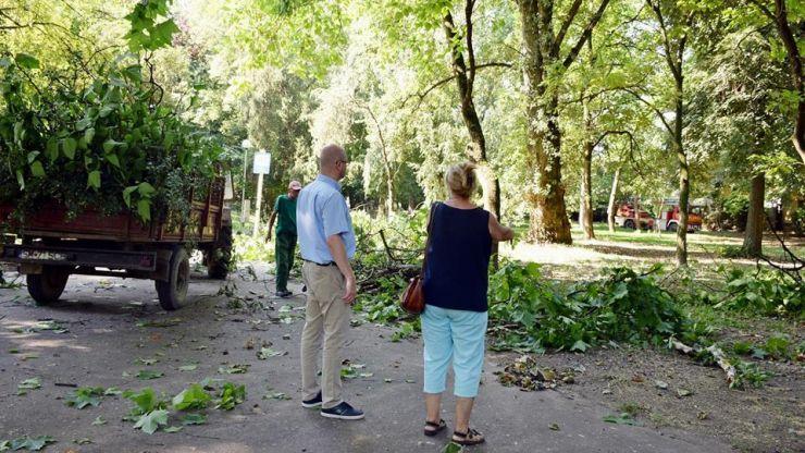 Grădina Romei rămâne închisă