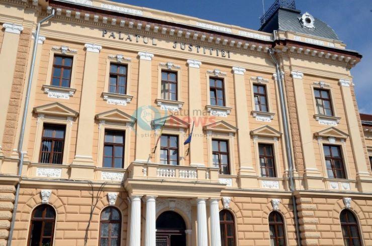 Lucrările la Palatul de Justiție din Satu Mare, pe ultima sută de metri