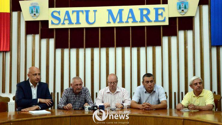 Feleki Zsolt, noul manager al secției Baschet de la CSM, își propune relansarea acestui sport la Satu Mare