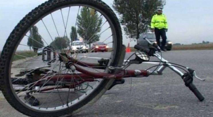 A accidentat doi copii ce mergeau cu bicicleta și apoi a fugit de la locul accidentului