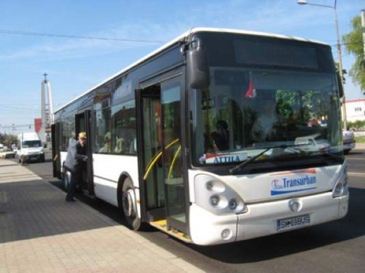 Modificări în orarul autobuzelor din Satu Mare, începând cu 1 martie