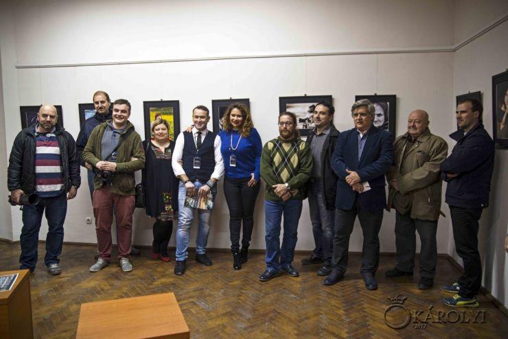 Clubul foto ETHEREAL din Baia Mare expune la castelul din Carei