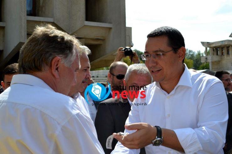 Victor Ponta, TRIMIS ÎN JUDECATĂ