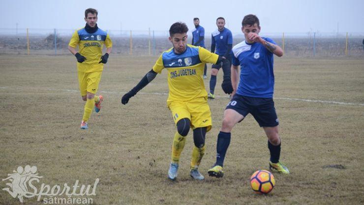 Cosmin Bura, Carlo Erdei și Andrei Ludușan participă la o selecție pentru reprezentativa U 21 a României