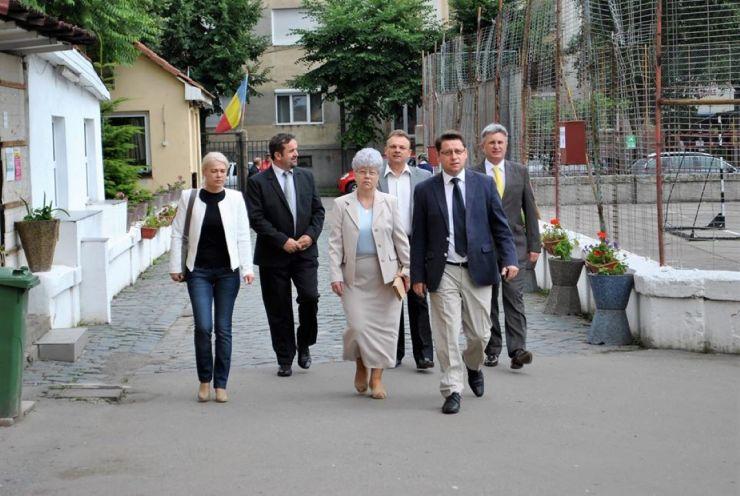Romeo Nicoară a votat pentru dezvoltare, pentru oameni integri și harnici