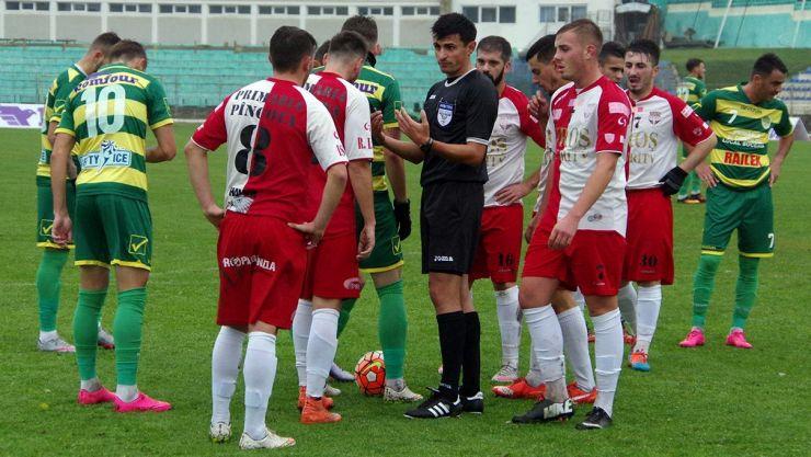 Hotărâre |  FRF a exclus Şoimii Pâncota din Liga 2