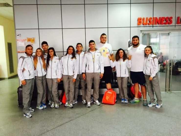 Judo. Patru judoka de la CSM Satu Mare participă la Jocurile Europene de la Baku