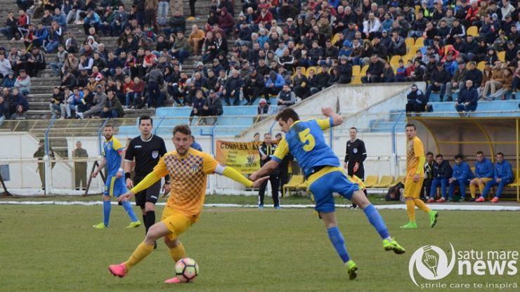 Liga 2 | Olimpia a pierdut primul meci din acest sezon pe teren propriu