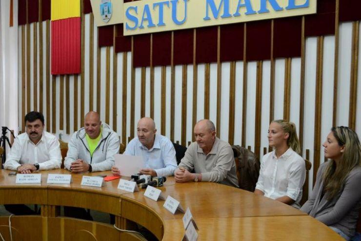 Satu Mare va fi gazda unui turneu balcanic la volei pe plajă